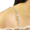 Image of Infinity Crystal Bra Straps