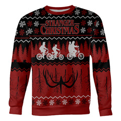 Limited Edition: Stranger Christmas Sweatshirt