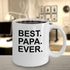 Image of Best Papa Ever Mug