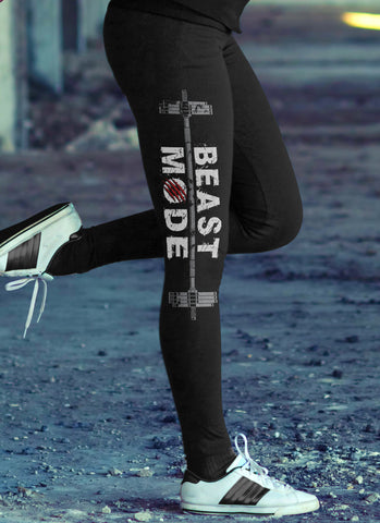 Limited Edition: Beast Mode Leggings