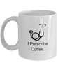 Image of I Prescribe Coffee Mug