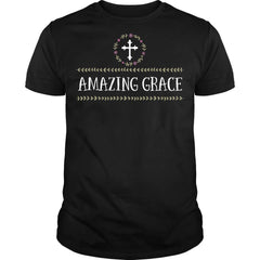 Christian Amazing Grace Floral