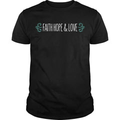 Christian Faith, Hope & Love