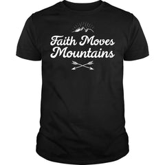 Christian Faith Moves Mountains