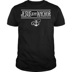 Christian Jesus Is My Anchor