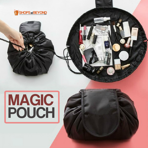 Magic Cosmetic Drawstring Travel Pouch