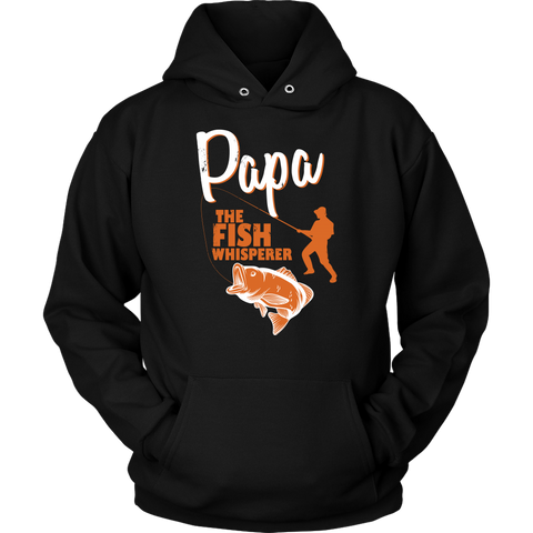 Limited Edition: Papa The Fish Whisperer Hoodie