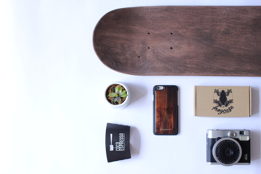 Top 5 Tips On Flat Lay Product Photography