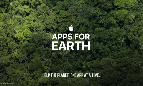 Apple is sending 100% profits from 27 apps to the World Wildlife Fund - #appsforworld