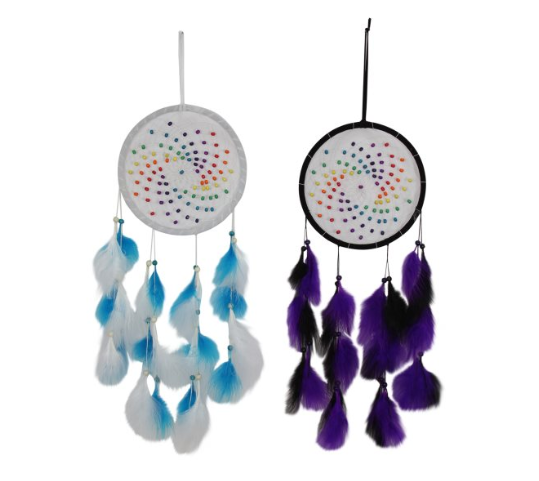Mulit-bead dreamcatcher