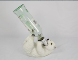 Polar Bear Bottle Holder
