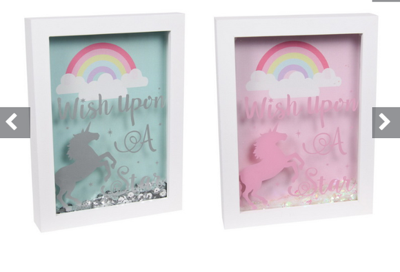 Unicorn wish box