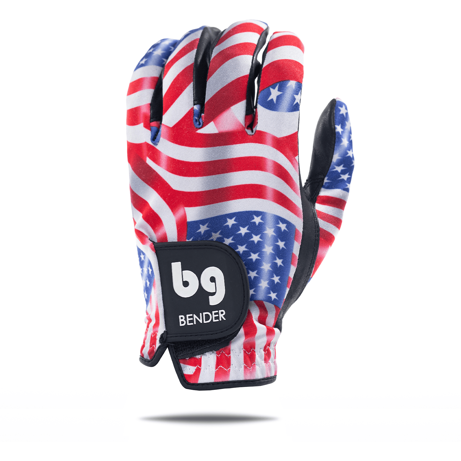 USA Flag Spandex Golf Glove