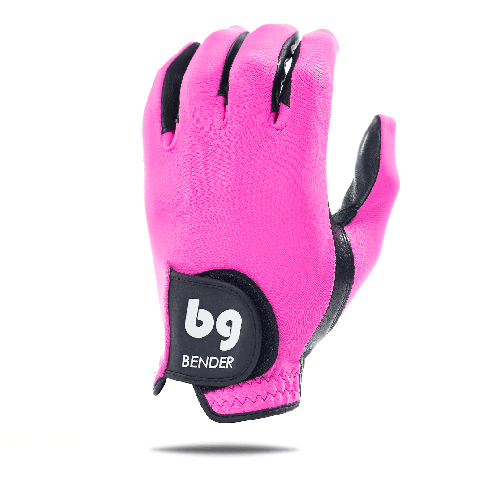 Pink Spandex Golf Glove