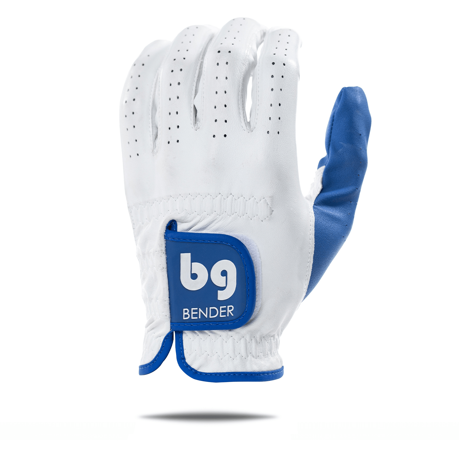 Blue Elite Accent Golf Glove