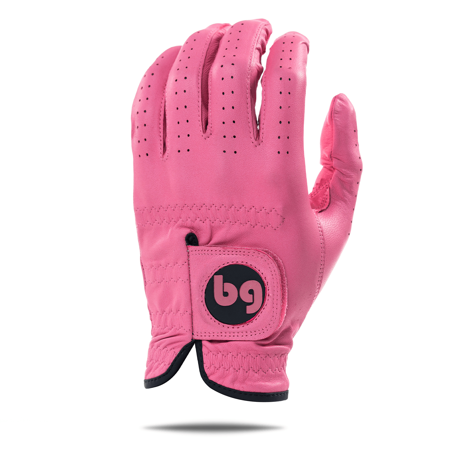 Pink Elite Tour Golf Glove