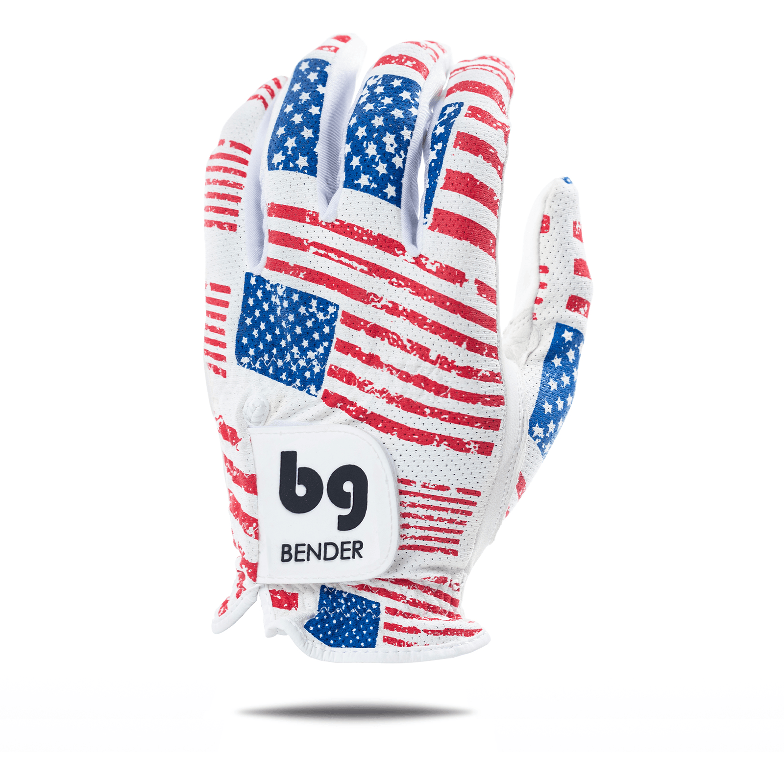 USA American Flag Mesh Golf Glove