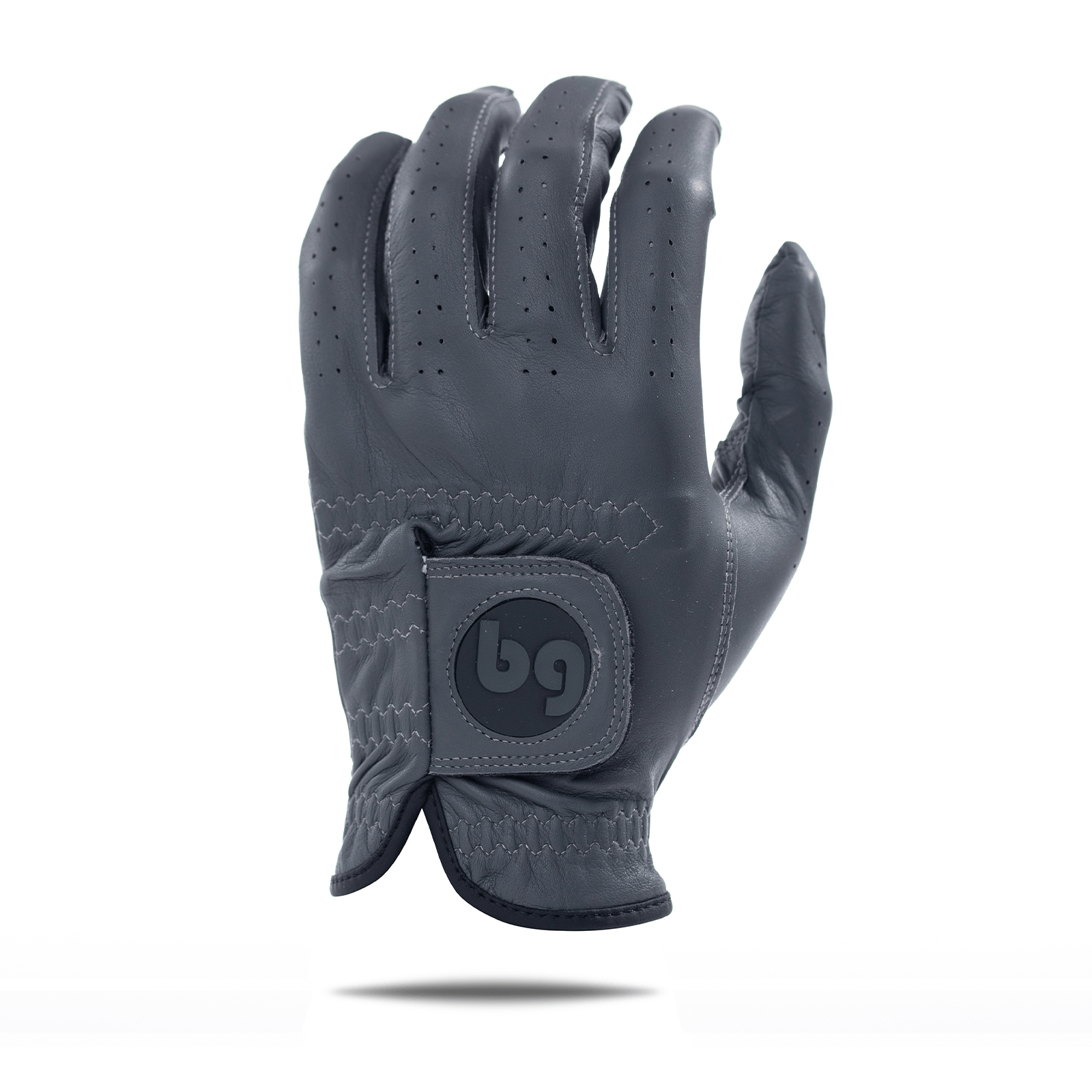 Gray Elite Tour Golf Glove