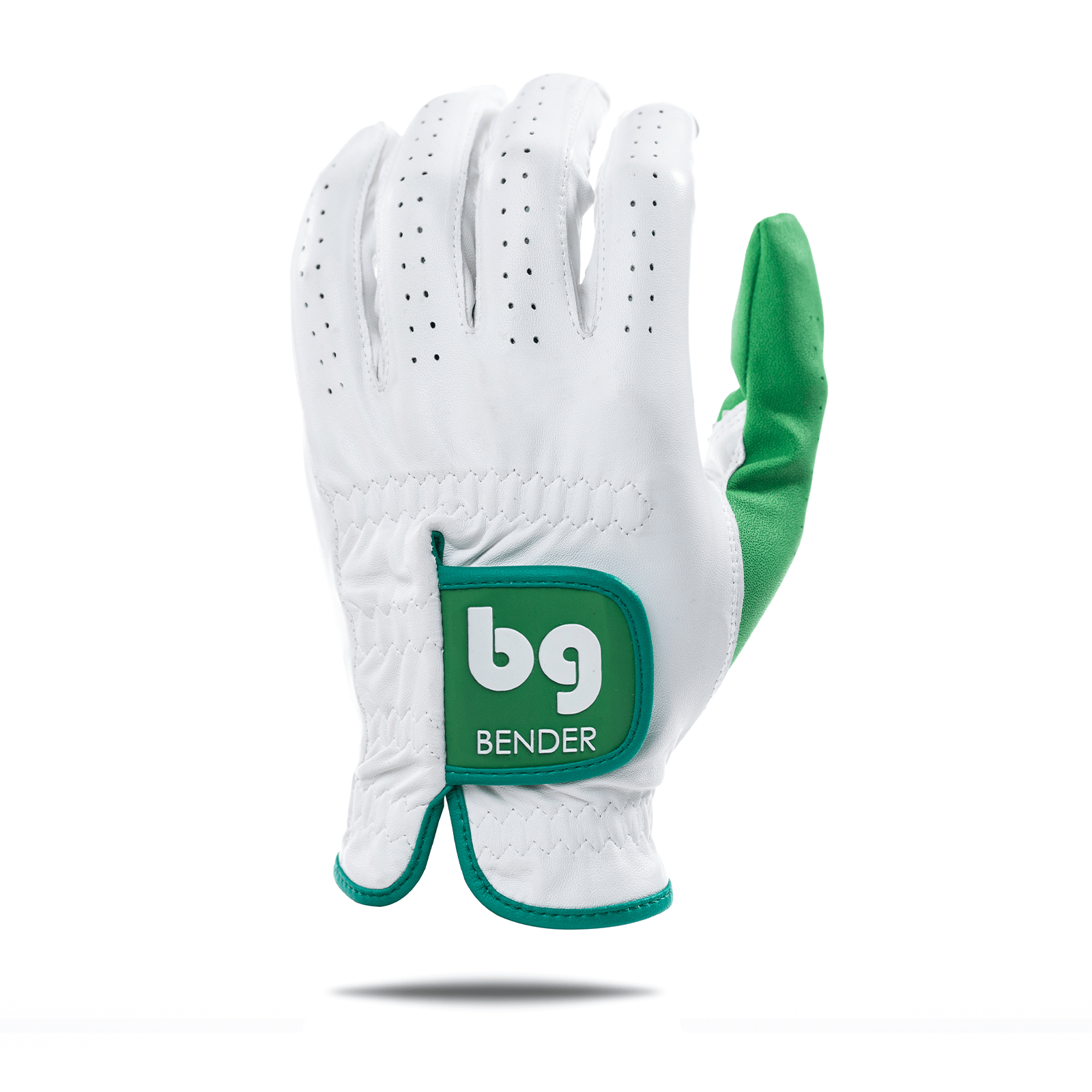 Green Elite Accent Golf Glove