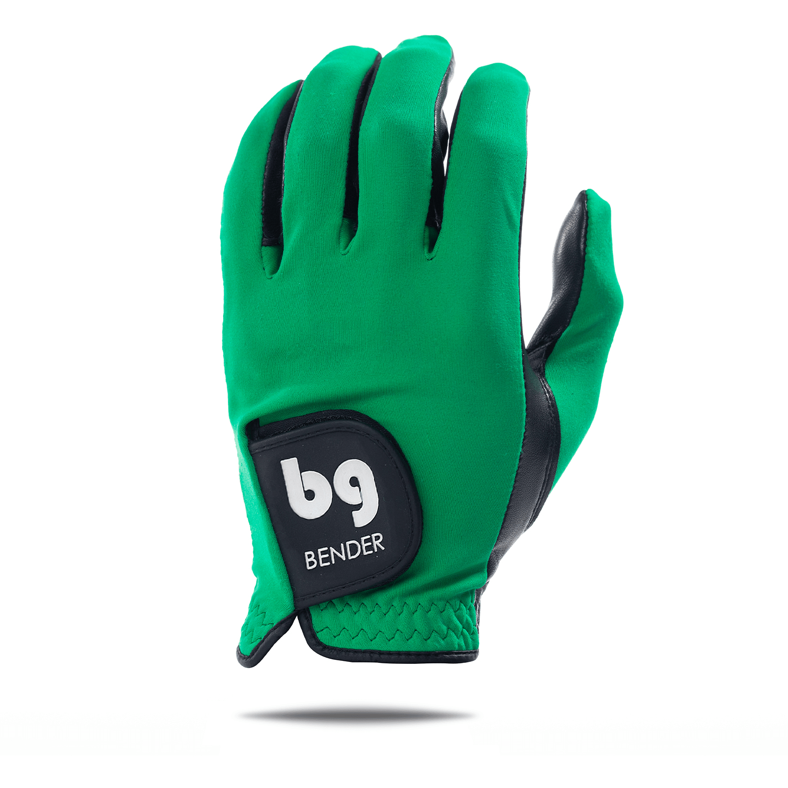 Green Spandex Golf Glove