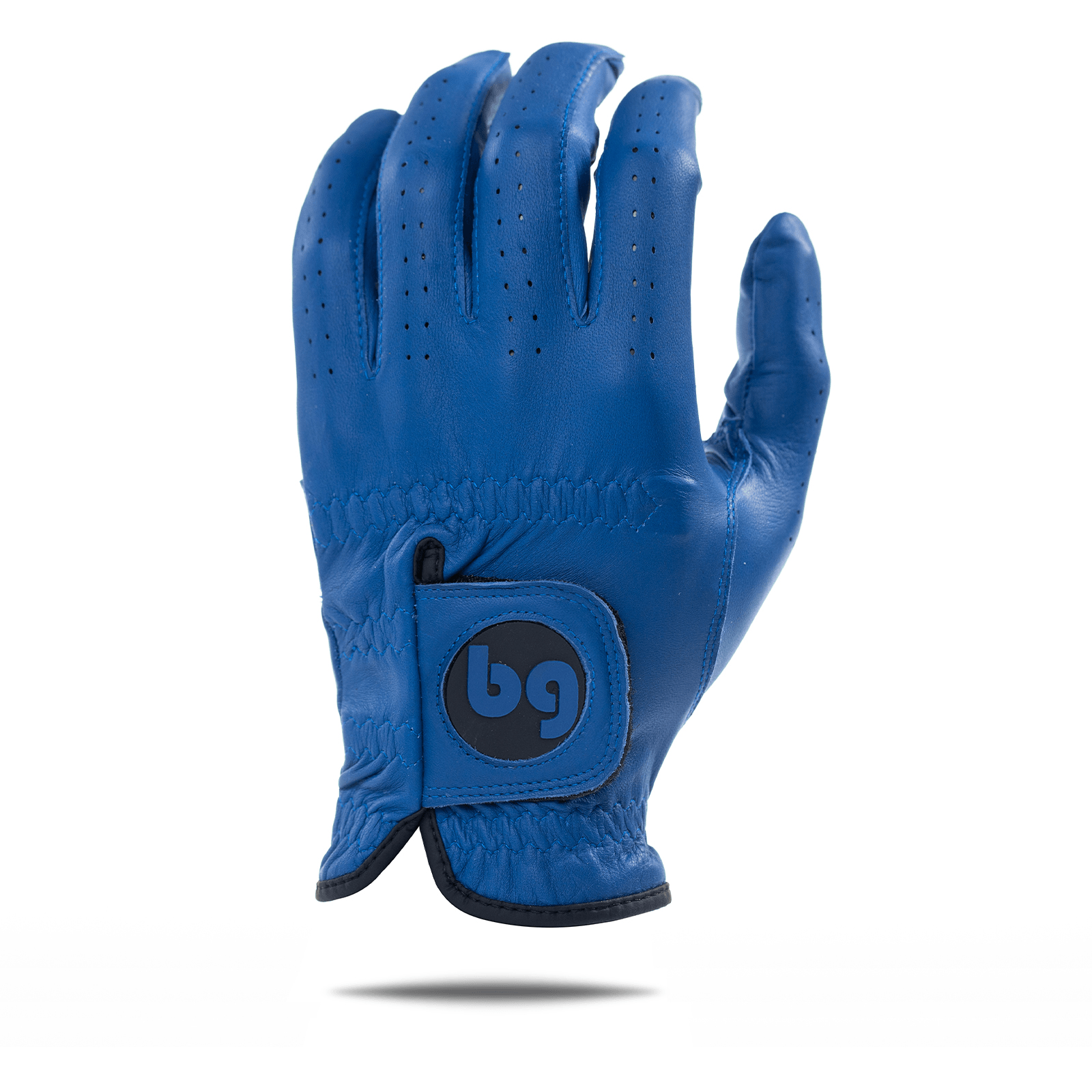 Blue Elite Tour Golf Glove