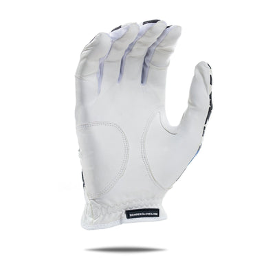 USA Blue Line Mesh Golf Glove