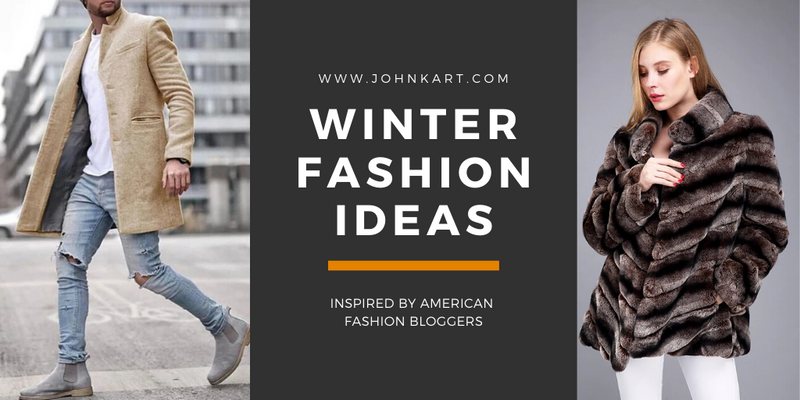 Winter fashion ideas inspired by fashion bloggers