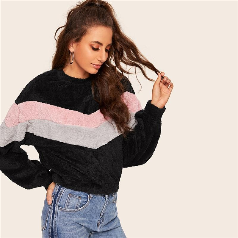 SPRING CASUAL WOMEN SWEATSHIRTS
