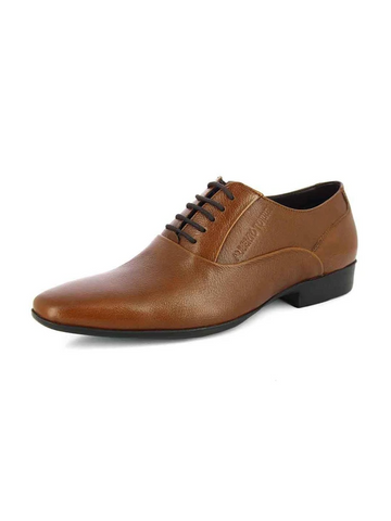 GENT TAN FORMAL SHOES
