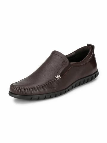 NOE DARK BROWN CASUAL SHOE