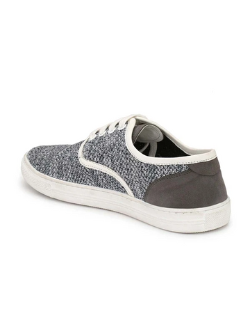 MEN MAX GREY & WHITE SNEAKERS