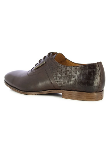 MEN'S BROWN FORMAL SHOES