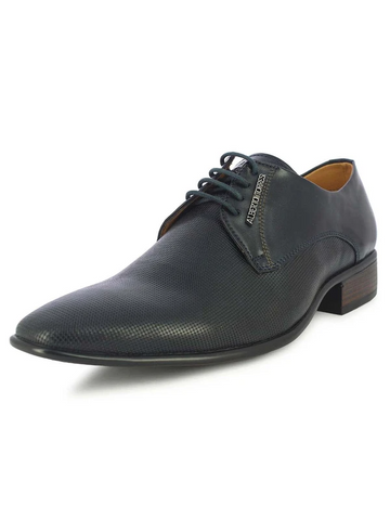 MEN'S BELLUNO BLUE FORMAL SHOES
