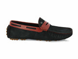 Alberto Torresi Lamezia  BLACK+RED Casual Shoes