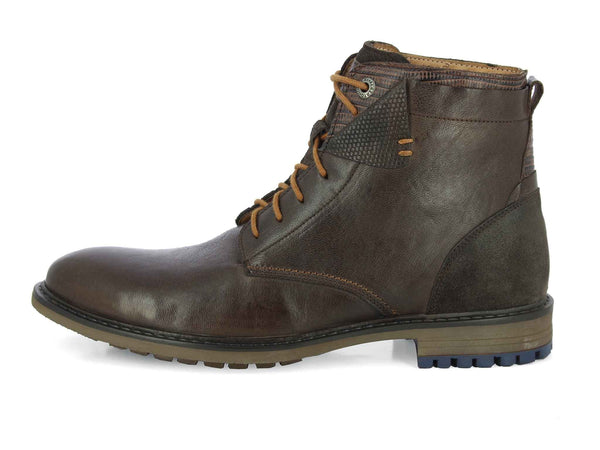 Ettore Dark Brown Boot