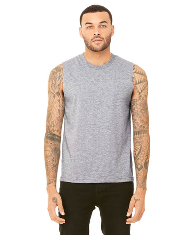 CANVAS Unisex Jersey Muscle Tank