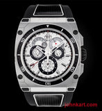 Savoy Extreme Carbon 43mm Swiss Made Limited Edition Stainless Steel Carbon – Black
