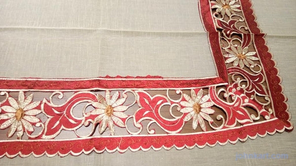 Table Cloth - Cream