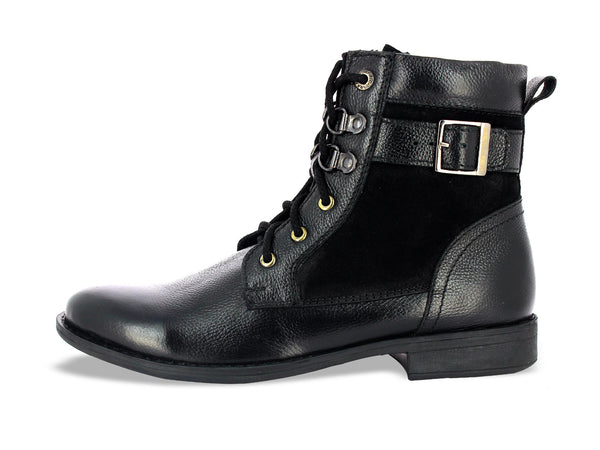 Alberto Torresi Guido Black Ankle Boots