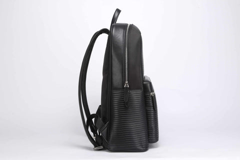 Lux Ribbed Backpack - Vegan