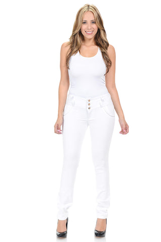 M.Michel Jeans, Push-Up - N1185A