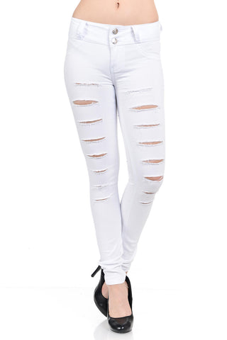 M.Michel Jeans, Push-Up - N141-R