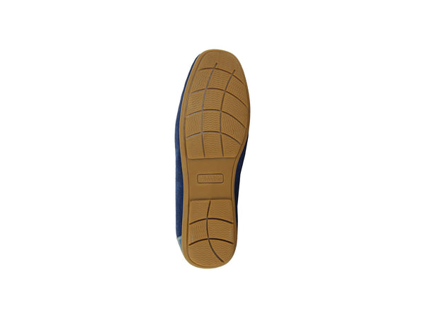 Alberto Torresi Niccolo Blue Loafers
