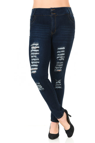 Comfortable and stylish Jeans - Plus Size