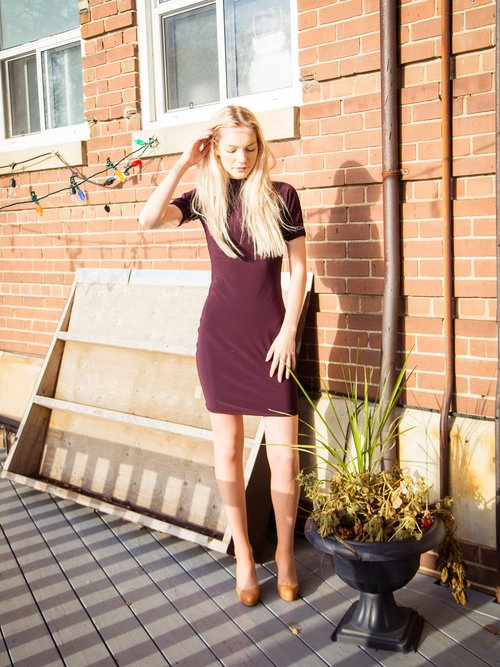 Striped Dresses the angelo dress