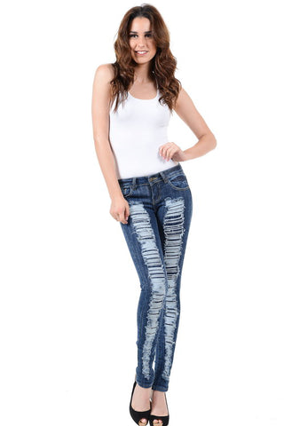 Sweet Look Premium Women's Jeans - N629A