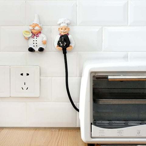 Cartoon Wall Socket Hange