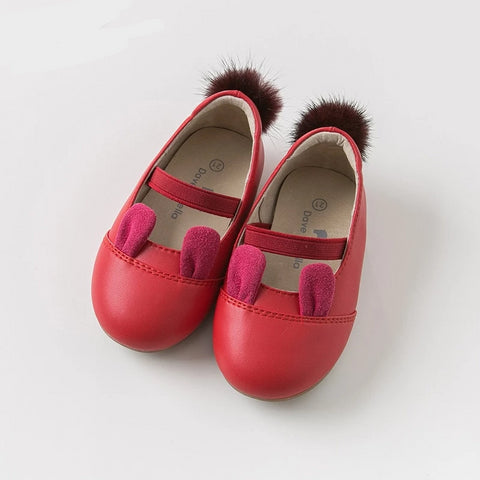 Spring autumn baby girl leather shoes children brand shoes