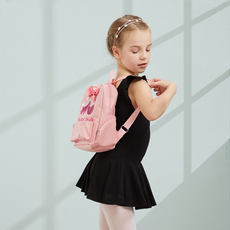 Ballet Bag Danse Bag Dance Bags for Kids Girls High Quality Lovely Bag