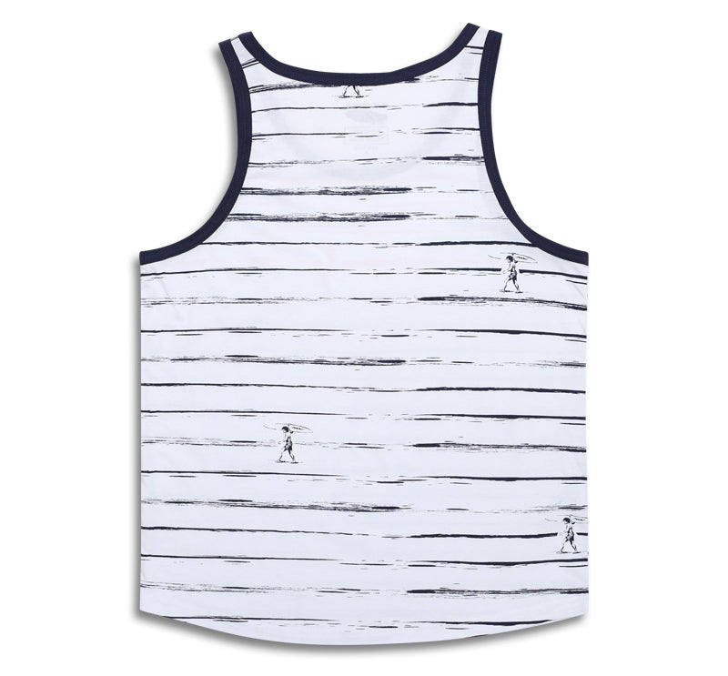 Men Tank Top Sleeveless Cotton Mens Top Tees Shirts Vest Tank Casual Fitness Singlets Stringer Muscle